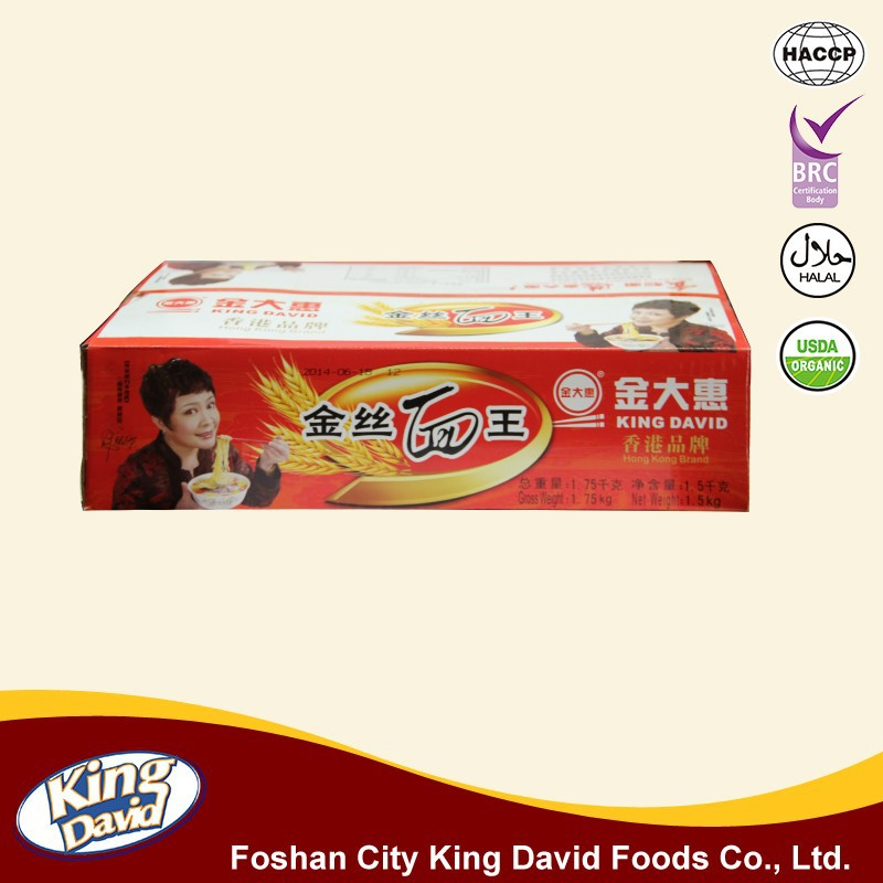 Dried China Manufacturer Wholesales Indomie Fried Noodle