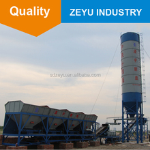 Stabilized soil ready mixed concrete batching plant WCB300