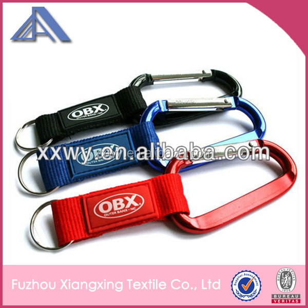 retractable carabiner keychains