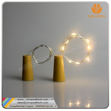 Event & Party Supplies Type and Christmas Occasion LED Bottle String Light Cork light