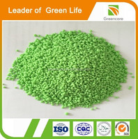Agriculture grade compound fertilizer granular NPK 20-20-15+TE with best factory price from China manufacturer