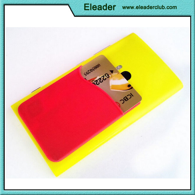Back Adhesive SIM/ID/Credit Card pocket holder for Apple iPhone