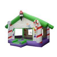 inflatable bouncy castle with water slide for kids/inflatable jumping bounce/inflatable combo