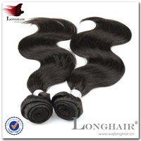 Wholesale and high quality headband wigs Peruvian virgin hair weaves body wave