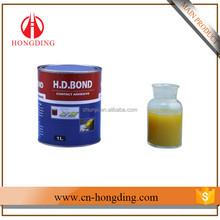 silicone contact adhesive