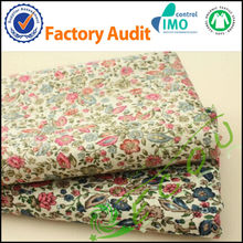 custom printed cotton fabric wholesale