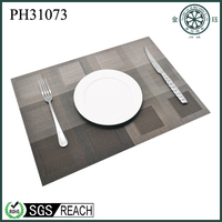 Die cutting felt kitchen accessory dining table mats