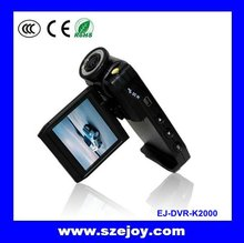"Factory mini car dvr camera 1080P HD & motion activated & 2.0"" TFT LCD K2000 Carcam"