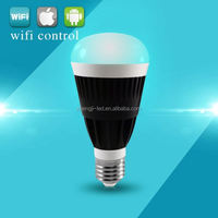 list of new products,IOS Android RGBW led plastic bulb holder