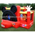 Micky mouse inflatable bouncer
