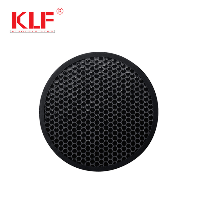 respirator face mask air activated carbon filter