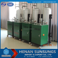 Dust Filter Cartridge Type Dry Dust Collector, Mini Cyclone Separator, Dust Extraction Unit