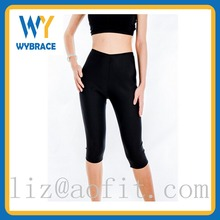 Slimming wears with neoprene material Hot body shaper pants for women