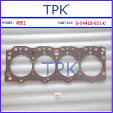 Isuzu 4BE1 Engine Rebuild Overhaul Gasket Set, Repair gasket kit 5-87811-995-1 5-87811-996-1