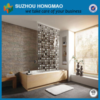 120x240cm semi-kassette blind shower curtain