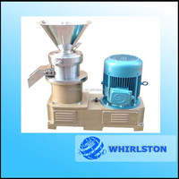 Industrial peanut butter making machine