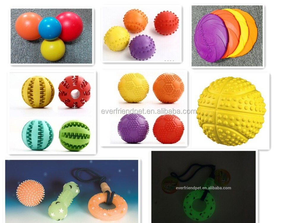 New! light up dog toys, glow in the dark pet toy for dogs, vinyl glow toy
