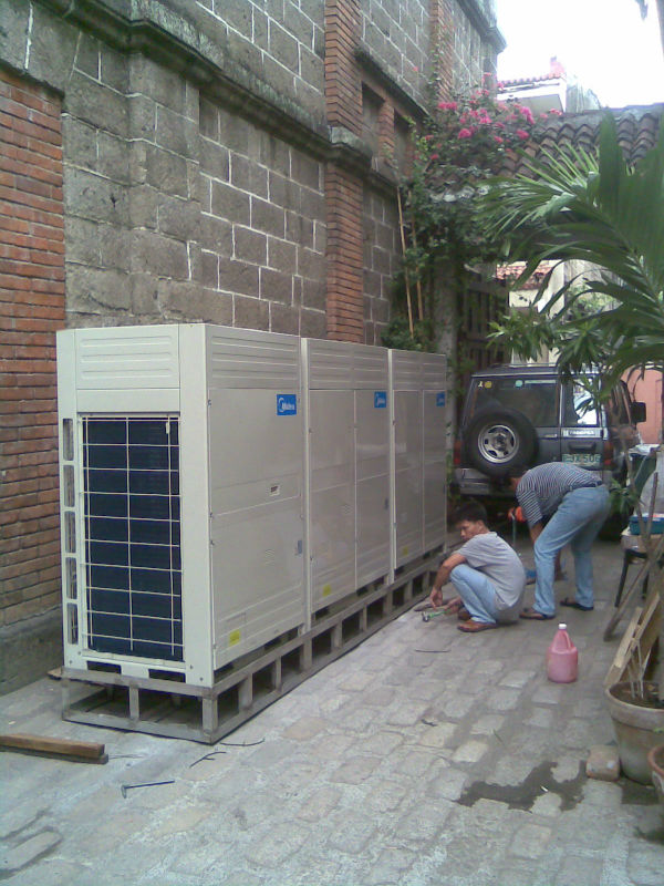 VRF Airconditioning Philippines Henrich Aircon