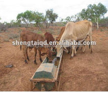 Hot sale galvanized goat sheep horse cattle water trough