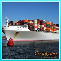 International and cheapest sea freight shipping service from China to USA----Jacky(Skype: colsales13)