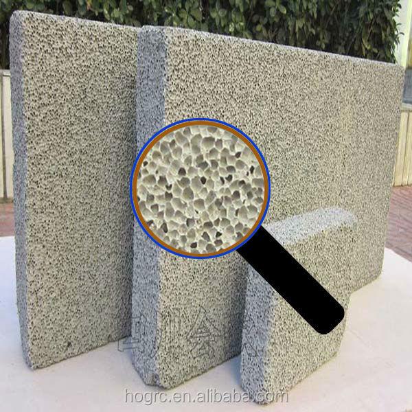 foam concrete thesis Universiti malaysia sara wak borangpengesahan judul: production of foamed concrete with a method of mixing sesi pengajian: 2009-2010 saya norasyikin bt.