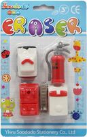China Educational Children Toys Custom Erasers Eraser Gift