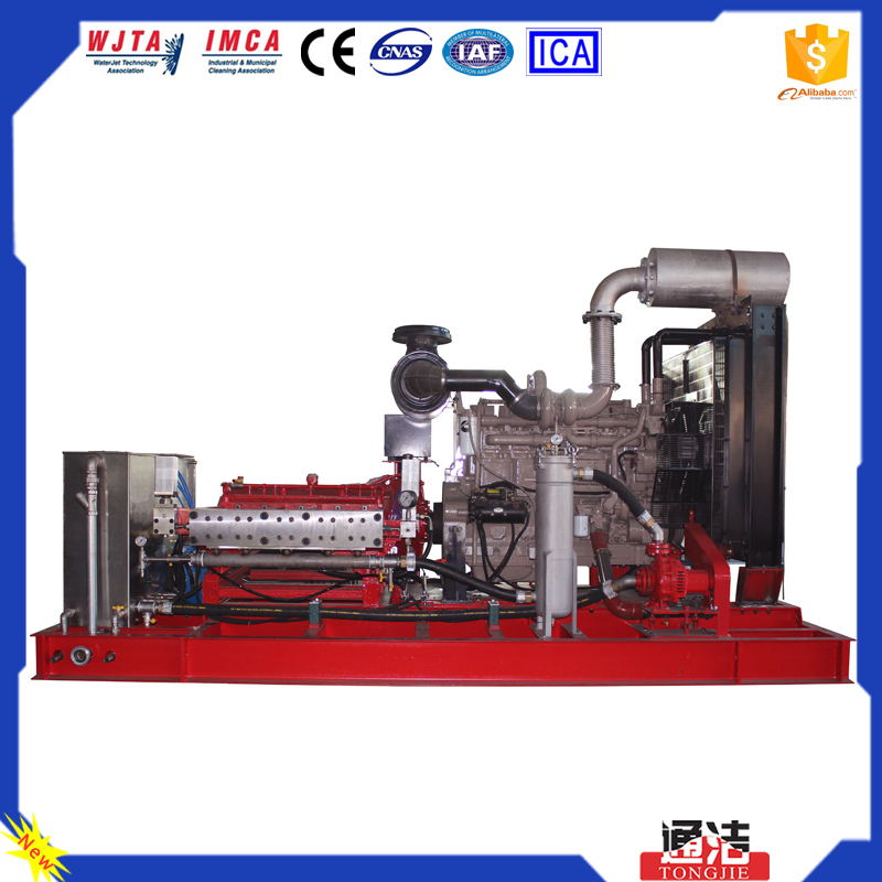 China Manufacturer 40000PSI Well Service/Fracturing Electric powered Industrial Industrial Ovens Cleaning