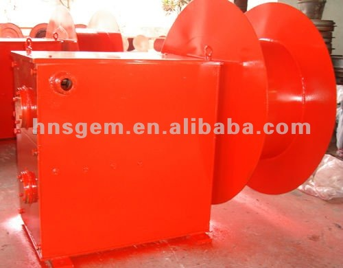 Overhanging Type 50m Cable Reel Springs