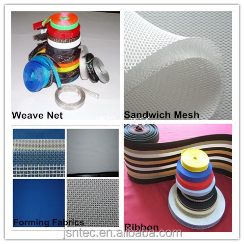 0.13mm Yellow Polyester/PET Monofilament Yarn for ribbon