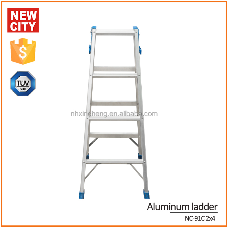 used for manual work metal design folding step ladders