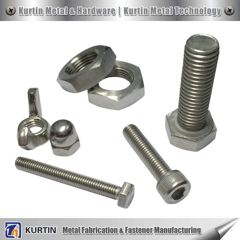 ss316 stainless steel hex bolt with one nut and two washers bg best with iso9001:2000 certified