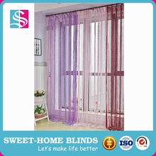 Door Panel Room Divider String Curtain for living room