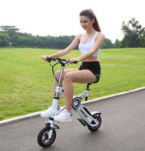 wholesale two wheels foldable electric scooter adult folding electric scooter