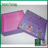 Luxury Customized Paper Mache Boxes With