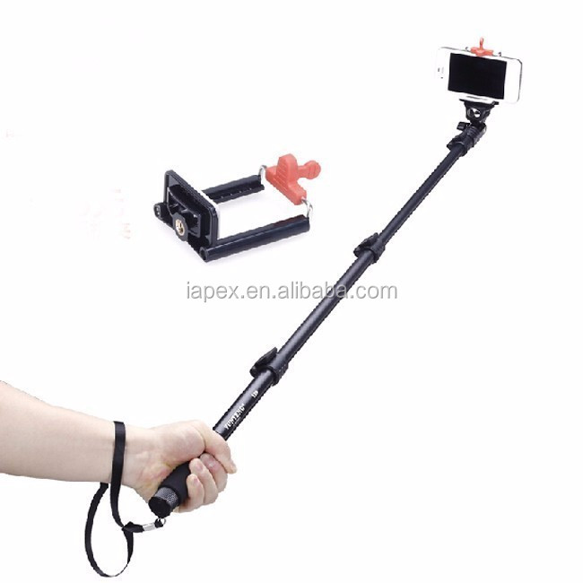 Original Brand Yunteng 188 Selfie Monopod for Camera and mobile phone