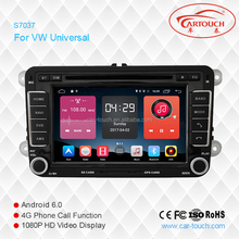 Android 6.0 Capacitive Screen! Two Din 7 Inch Car DVD Player For Seat/Altea/Leon/Toledo/VW/Skoda Radio GPS RDS 1080P Ipod Map