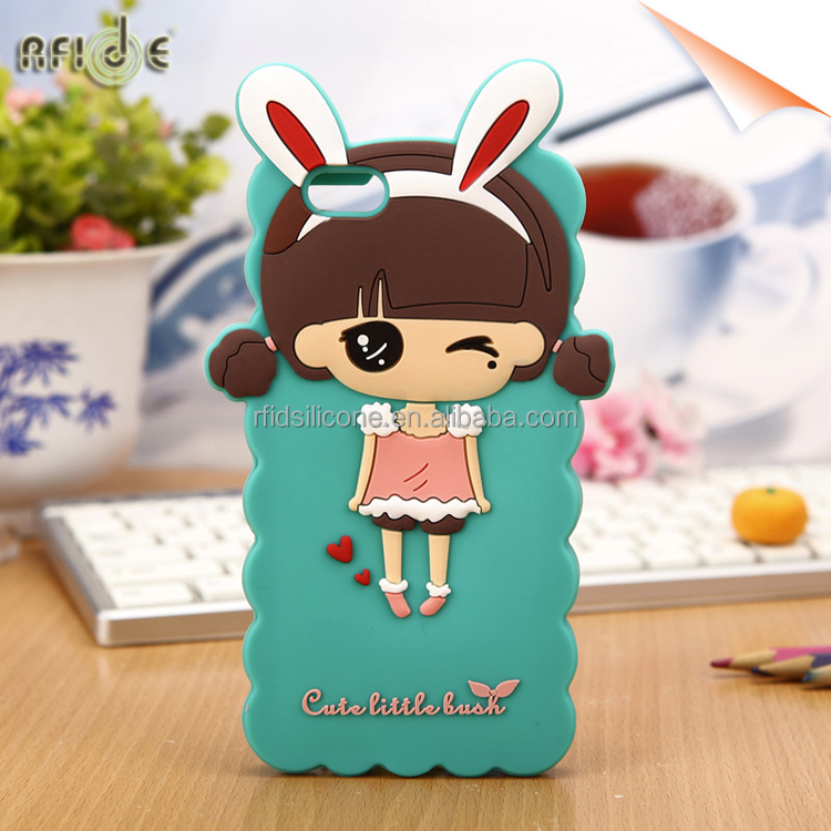 Colorful soft gel silicone mobile case high quality mobile accessories