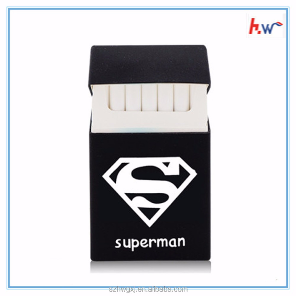 Silicone cigarette case cover cigarette box with custom logo