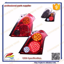 Suzuki Swift Car Accessories 2008-2014 LED Tail Light Parts
