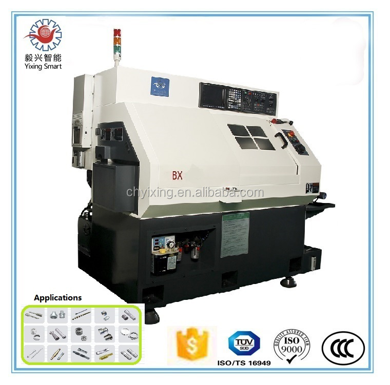 metal processing cnc machine BX32 Customized CNC Precision machining turning automatic cnc lathe specification