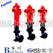 PN16 Outdoor Hydrant Fire Hydrant Fire Hydrant for Sale
