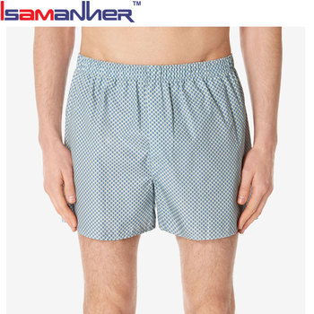 Wholesale Custom Seamless Plain Mens Underwear Boxer Shorts Brands Private Label