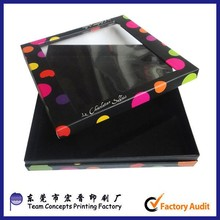 Celebration Paper Fancy Candy chocolate Box with Cover