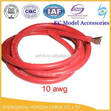 1 Metre Battery Motor Cable UL 6 8 10 12 14 16 18 20 22 24 26 28 30 AWG Red/Black Flexible Silicone Wire for KC Accessories