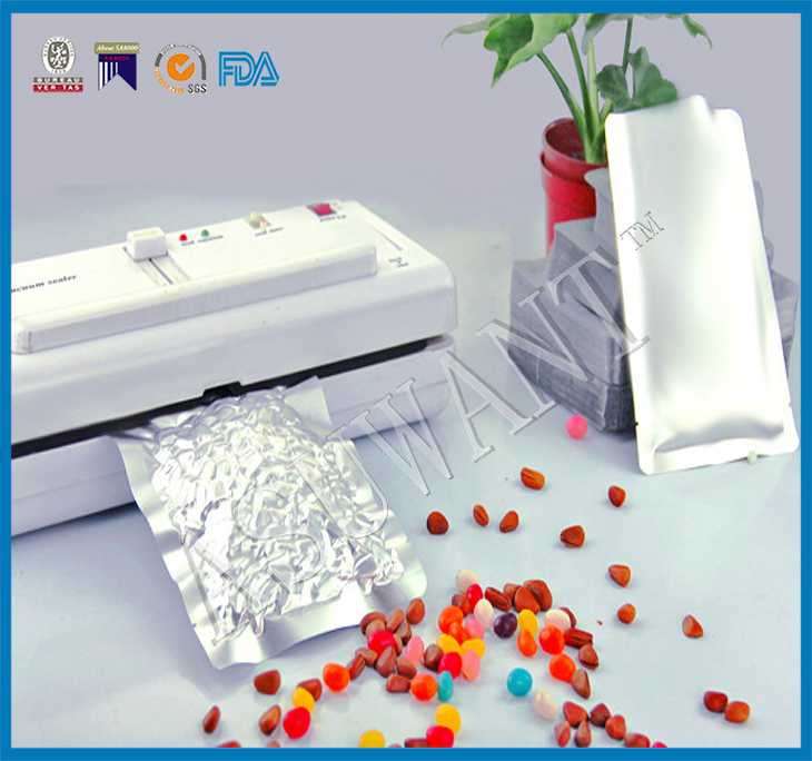 FDA food grade polyethylene vacuum freeze bag
