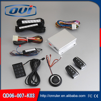 Automatic door controller passive entry keyless entry engine start stop system
