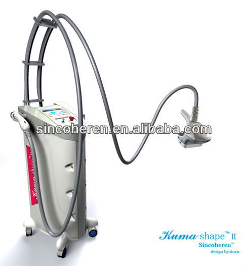 Non Surgical Kuma slim & shape vacuum Liposuction rf super thermaster slimming machine for Body or Tummy Tuck