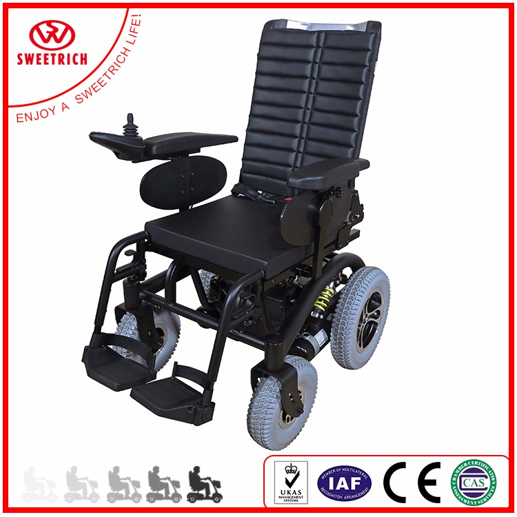 Factory Wholesale Price Reclining Electric Wheelchair