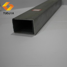 Manufacturer price, 20 40mm Gi Pre-galvanized ERW Structural Rectangular Steel Pipe Tube