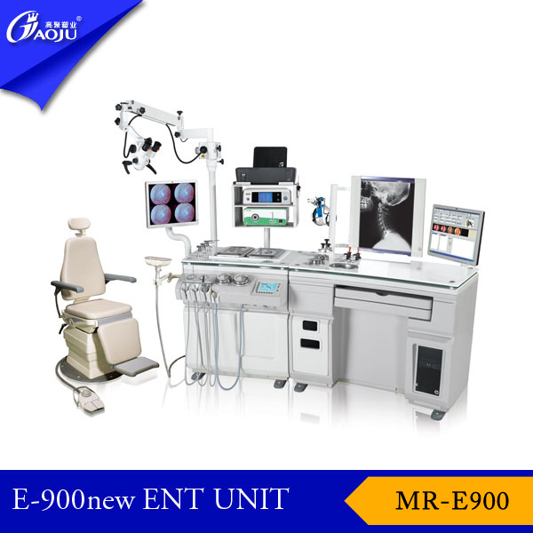 MR-E900 Most popular newest 2014 year type ent treatment unit
